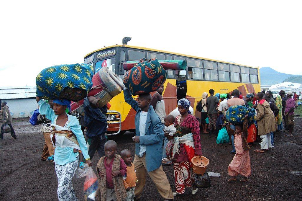 """""""طوبي للغرباء"""": المهاجرون واللاجئون في أزمنة الكرونا     undefined"""